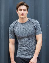 Adults` Seamless Short Sleeved Top