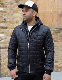 Urban Stealth Hooded Jacket